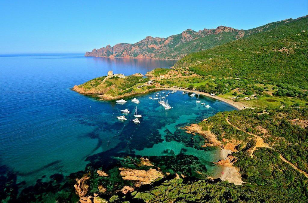 Les ports de Corse